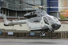 N902Z MD 900 Explorer (kertappa) Tags: img8601 n902z md 900 explorer london heliport battersea eglw