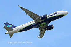 A320-251N VQ-BXL (PR-YYD) AZUL (shanairpic) Tags: jetairliner passengerjet shannon iac a320 airbusa320 neo azul gecas vqbxl pryyd
