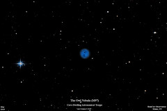 M97_Mar2019_HomCavObservatory_ReSizedDown2HD (homcavobservatory) Tags: homcav observatory owl planetary nebula messier m97 ursa major canon 700d t5i dslr 8inch f7 criterion newtonian reflector losmandy g11 mount gemini 2 control system phd2 zwo asi290mc autoguider 80mm celestron shorttube refractor whitedwarf central star astronomy astrophotography
