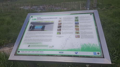 Anne Valley Wetlands display