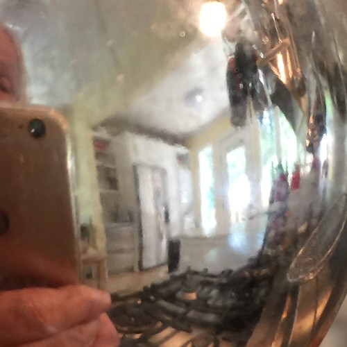 Reflections In A Spoon