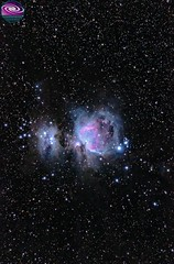 Orion Nebula Wide Field/ Campo amplio Nebulosa de Orión Gran (AstronomíaNovaAustral) Tags: astronomy astrofotografia astrophotography astronomianovaaustral astrophoto space stars sky sonyphoto sonya77 sonyalpha selfie darknebula deepskyobject deepsky landscape chileansky cajondelmaipo chile constellation celestron vialactea nebulosa nebula orionnebula nebulosas nightsky universe milkyway astrophotgraphy orión longexpo longexposure estrellas espacio reflexionnebula telescope