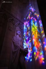 Washington's Personal Rainbow (Matt Straite Photography) Tags: color rainbow president washington dc church cathedral history historical honor canon