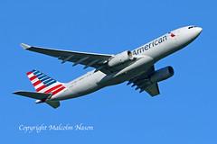 A330-243 N292AY AMERICAN (shanairpic) Tags: jetairliner passengerjet a330 airbusa330 shannon american n292ay