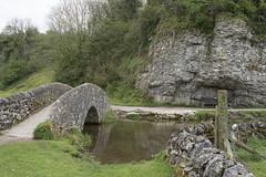 Packhorse Bridge, Youlgrave (Kingsley_Allison) Tags: youlgrave peakdistrict derbyshire bakewell riverbradford walkers ramblers packhorsebridge panniers nikon d7200 bradforddale