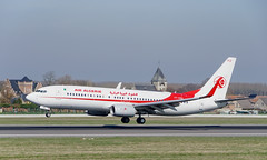 air algerie 7TVKQ (K.D_aviation) Tags: aviation airport airbus air a319 a321 a330 a320 austrian boeing brussels belgium brussel emirates world oneworld wow flyegypt aeroflot tui sn staralliance privilege