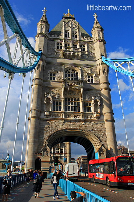 倫敦塔橋Tower Bridge-11
