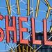 Shell Gas Stations - Morning Walks Along Memorial Drive April 2019 (Cambridge, Massachusetts)