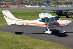 EI-FSA (GH@BHD) Tags: eifsa tlultralight tl3000 sirius microlight ulsterflyingclub newtownardsairfield newtownards aircraft aviation