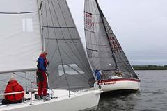 away (antrimboatclub) Tags: antrimboatclub boat sail sailing ireland sixmilewater loughneagh antrimbay antrim