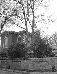 St Mary´s Church (Zunkkis) Tags: church rotherhithe london blackandwhite