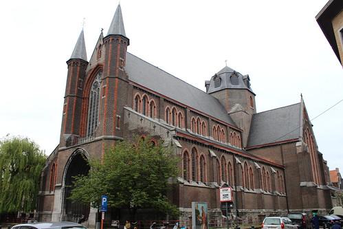 Sint-Jozefkerk, Gent