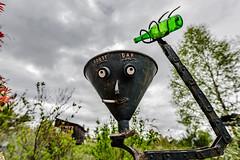 24-Face de robot (Alain COSTE) Tags: 2019 hautevienne lavarache limousin nikon ocb printemps sigma20mmf14 musée de la récup eymoutiers france muséedelarécup