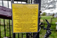 26-Infos L'esclavage (Alain COSTE) Tags: 2019 hautevienne lavarache limousin nikon ocb printemps sigma20mmf14 musée de la récup eymoutiers france muséedelarécup