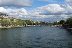 2018-04-26 120 Paris;  Blick von der Pont du Carrousel (Joachim_Hofmann) Tags: paris frankreich pontducarrousel seine îledefrance pontdesarts pontneuf flus brücke