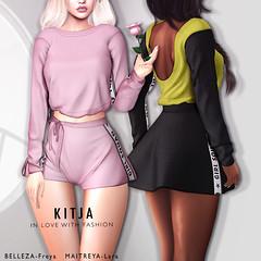 KITJA-Mia (ᴋɪᴛᴊᴀ) Tags: kitja spiritkitja belle belleza bellezafreya maitreya maitryalara secondlife