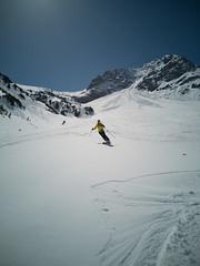 IMG_20190501_121929 (N1K081) Tags: alps austria berge bergtour lech mehlsack mountains schnee ski skifahren skitour stierlochjoch winter zug österreich