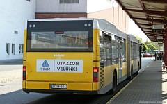 PYM-564 (2) (Az autóbuszok képtára) Tags: man mana23 manbusz manbus busz bus pym564 autóbuszállomás tatabánya tbusz hungary