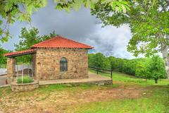 Ο τεκές του τάφου της νύφης (Gelin Mezarı) (ritvank) Tags: τεκέσ τάφοσ νύφη ξάνθη tekke tomb bride xanthi gelinmezarı pp5125 rhodopes ροδόπη landscape outdoor