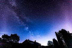 ISS and Milky Way May 5 (nicklucas2) Tags: astrophotography iss zarya milkyway internationalspacestation night stars