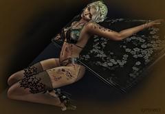 SENSUALITE' (katya mhia) Tags: juna artistic tattoojess poses key style