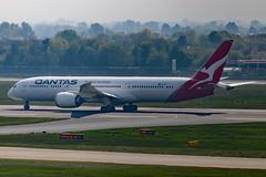 VH-ZNH Boeing 787-9 QFA  LHR (Jetstar31) Tags: vhznh boeing 7879 qfa lhr