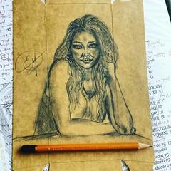 Esperando.. Dibujos rápidos a lápiz en cartones. Small drawings. .  #artlovers #artdaily #artist  #artoftheday #flickr  #drawing  #painting  #crayon  #artwork  #lapiz #fotografia #photography #photo#photographie #photographer #sketch #art (egc2607) Tags: photographie sketch words artwork lapiz tattoo artdaily sketchbook hair flickr artlovers artoftheday soul shades photography sombras pencildrawing artist painting photo sensualidad instaart drawing zaragoza hairstyle fotografia photographer beautifulgirl sensuality crayon