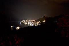 Dubrovnik at night (Sondre_RS) Tags: vacation travel roadside roadtrip cityscape night lights city dubrovnik croatia canon eos 30d ef 1740mm f4l ef1740mm f4