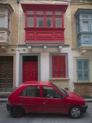 OMD10703 (pirrandi_as) Tags: 106 malta peugeot red