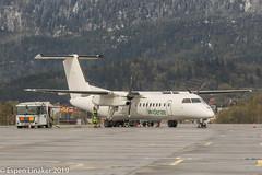 LN-WFH Widerøe De Havilland Canada DHC-8-311 Dash 8 (Otertryne2010) Tags: 2019 2k19 enva norge norway trd trondheim værnes widerøe dehavilland canada dhc8311 dash8 dash