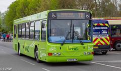 Go North East V988ETN Volvo B10BLE/Wright (LVNWtransFoto) Tags: nebuses gonortheast nebpt metrocentre rally dunston gateshead bus transport volvo goahead northern 4988 v988etn b10ble wright lime