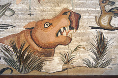 Nilotic landscape (kate223332) Tags: pompeii mosaic museum archeology napoli italy casadelfauno houseofthefaun romanmosaic