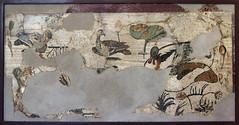 Nilotic Scene (kate223332) Tags: pompeii mosaic museum archeology napoli italy houseofthefaun casadelfauno romanmosaic