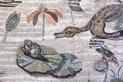 Nilotic Scene (kate223332) Tags: pompeii mosaic museum archeology napoli italy casadelfauno houseofthefaun romanmosaic