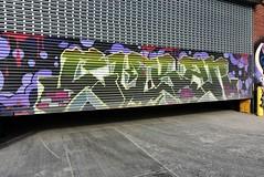 CUBAN (TheGraffitiHunters) Tags: graffiti graff spray paint street art colorful ny new york city nyc bushwick queens cuba cuban