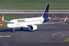 D-AINO Lufthansa Airbus A320-271N (buchroeder.paul) Tags: eddl dus dusseldorf düsseldorf international airport germany europe flughafen ground daino lufthansa airbus a320271n