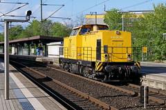 P1820235 (Lumixfan68) Tags: eisenbahn züge loks baureihe 293 v100 ost dieselloks rangierloks db bahnbau gruppe bauzüge bahndienstfahrzeuge
