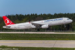 Turkish Airlines TC-JMM (TO) (U. Heinze) Tags: aircraft airlines airways airplane planespotting plane flugzeug haj hannoverlangenhagenairporthaj eddv nikon d610 nikon28300mm