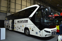 Neoplan (Will Swain) Tags: euro bus expo 2018 birmingham nec 31st october west midland midlands city centre buses transport travel uk britain vehicle vehicles county country england english national exhibition neoplan