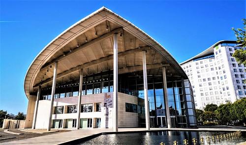Palacio de Congresos de Valencia - Avenida Cortes Valencianas
