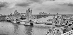 Tower Bridge from City Hall (rory_bergin) Tags: thames london river tower towerbridge city cityscape cityhall riverboat architecture