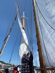05052019-15 (Fruitcake Enterprises) Tags: centerforwoodenboats thecenterforwoodenboats seattle lakeunion birthweek bill lavengro