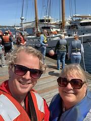 05052019-11 (Fruitcake Enterprises) Tags: centerforwoodenboats thecenterforwoodenboats seattle lakeunion birthweek matthew shauna lavengro