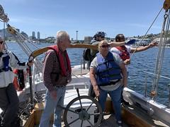05052019-23 (Fruitcake Enterprises) Tags: centerforwoodenboats thecenterforwoodenboats seattle lakeunion birthweek lavengro shauna