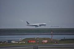 AIR FRANCE B777-200ER (yuki_alm_misa) Tags: airfrance b777200er aircraft plane 東京国際空港 航空機 羽田 飛行機 rjtt hnd 羽田空港 haneda airplane aeroplane tokyointernationalairport