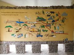 Managing the Serengeti -  at the Serengeti Visitor's Center (jcharphotos) Tags: tanzania serengeti