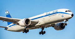 El Al Retro 787-9 @CYYZ (Sonny Photography) Tags: cyyz yyz retro classic throwback 787 789 7879 elal israel plane planespotting planespotter planelovers aviation avgeek toronto