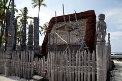 Place of Refuge, Hawaii (Big Island) (Roger Gerbig) Tags: placeofrefuge puuhonuaohonaunau puuhonuaohonaunaunationalhistoricalpark kona hawaii bigisland island rogergerbig canoneos5dmarkii canonef24105mmf4lisusm 3227