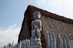 Place of Refuge, Hawaii (Big Island) (Roger Gerbig) Tags: placeofrefuge puuhonuaohonaunau puuhonuaohonaunaunationalhistoricalpark kona hawaii bigisland island rogergerbig canoneos5dmarkii canonef24105mmf4lisusm 3223