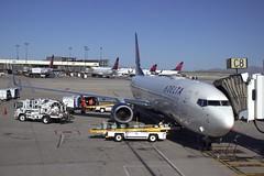 N869DN Delta Air Lines Boeing 737-932(ER) (BayAreaA380Fan Photography) Tags: deltaairlines boeing 737 boeing737 n869dn boeing737900 boeing737900er boeing737932er planespotting saltlakecityinternationalairport slc kslc aircraft airplane avgeek aviation